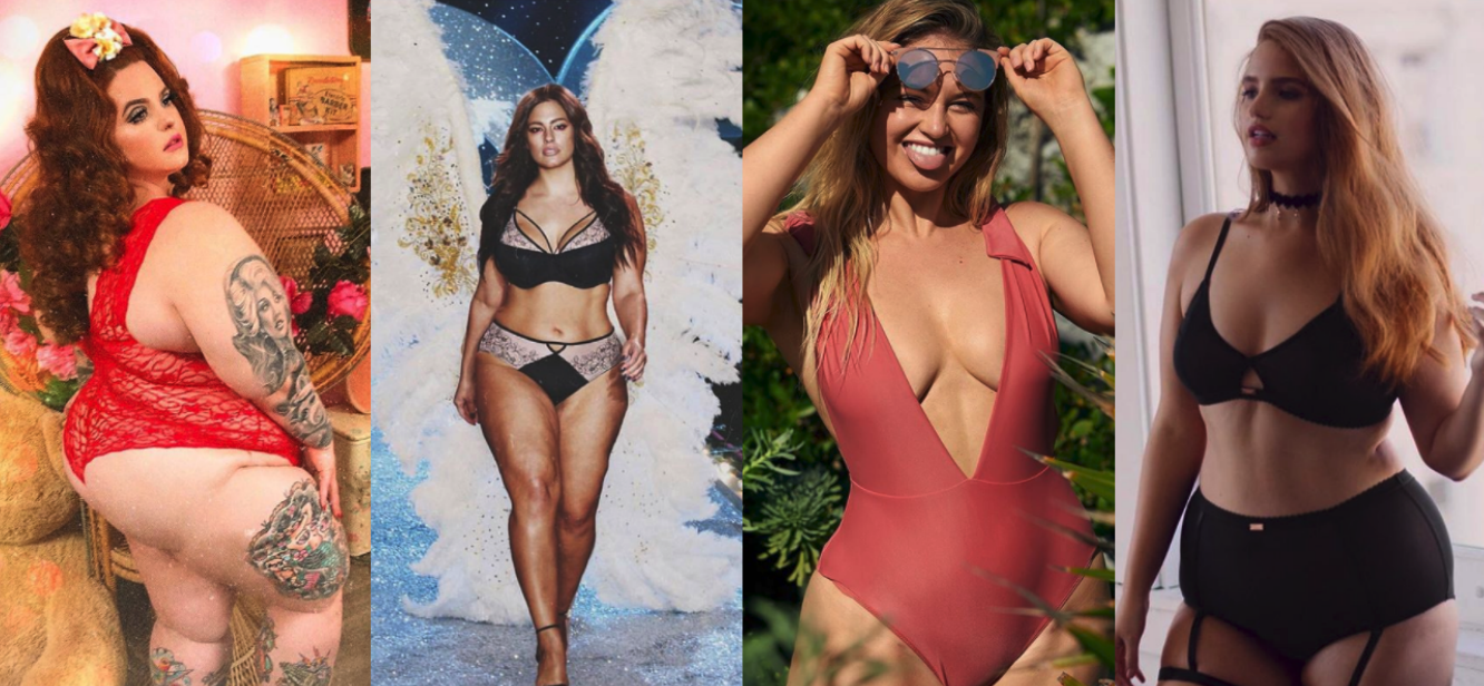 5 Plus Size Models You Should Be Following On Instagram