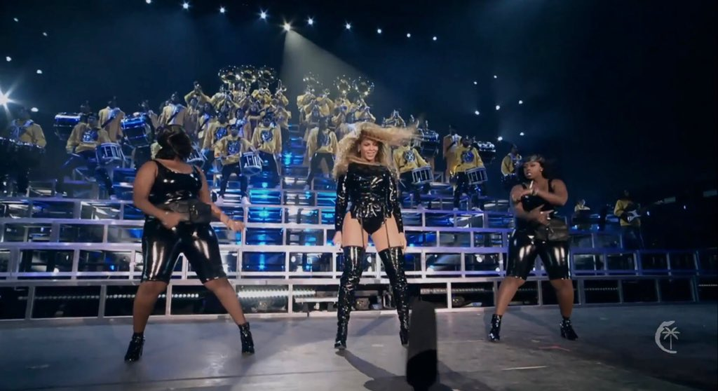 Watch Beyonce's Sassy Plus Size Dancers SLAY At Coachella
