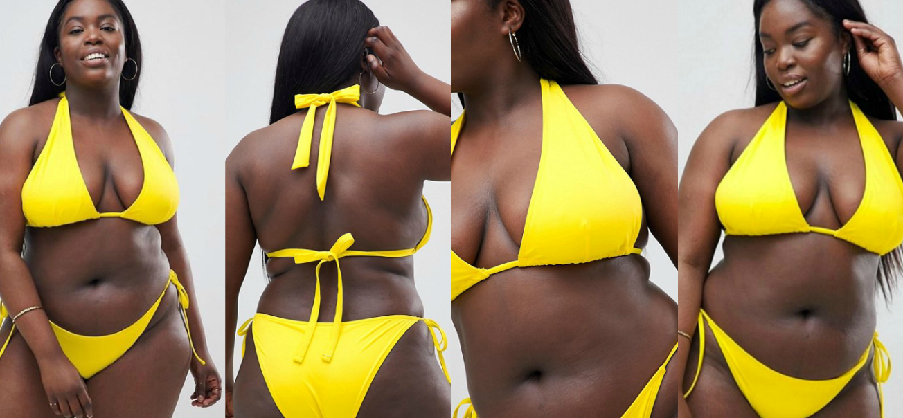 ASOS Praised For Celebrating All Kinds Of Bikini Bodies