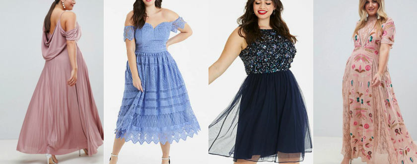 Plus Size Prom Week: The Curvy Girl Dress Guide
