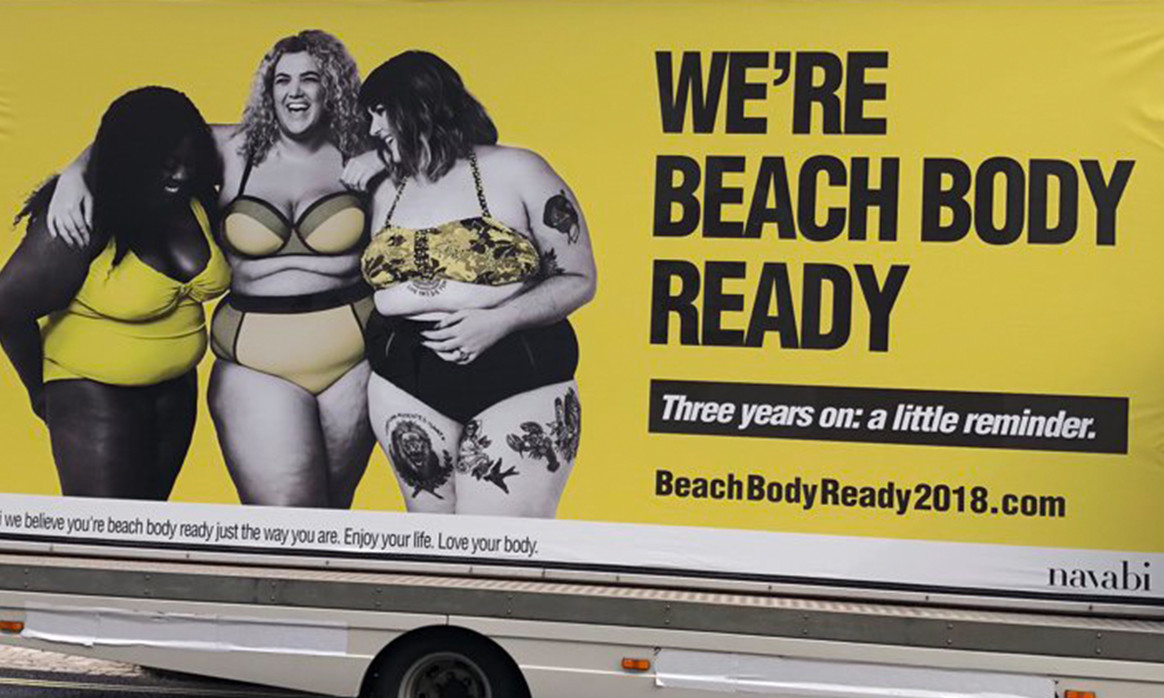 """This Fashion Label Is Proving That EVERY Body Is """"Beach Body Ready"""""""