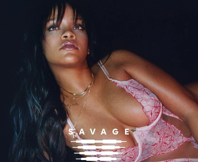 Rihanna's First Fenty Lingerie Range Sneak Peek Pics Have Been Released!