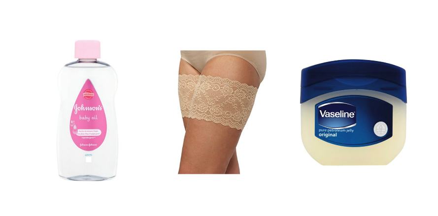 How To: Prevent Chafing Under Skirts & Dresses