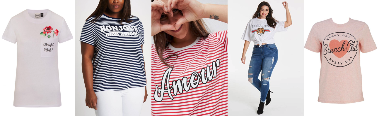 5 Slogan Tees To Spruce Up Your Wardrobe This Summer