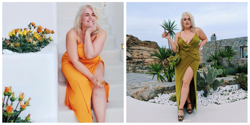 Felicity Hayward Hits Back At Beach Body Shamers In The Most Empowering Way