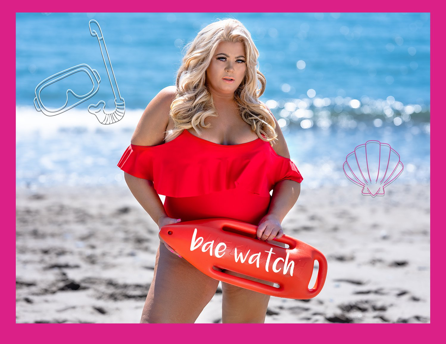You MUST SEE Gemma Collins' Super Sassy Summer Boohoo Collection